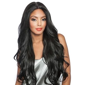 Black Hot Sale Long Loose Wave Lace Sexy Wig