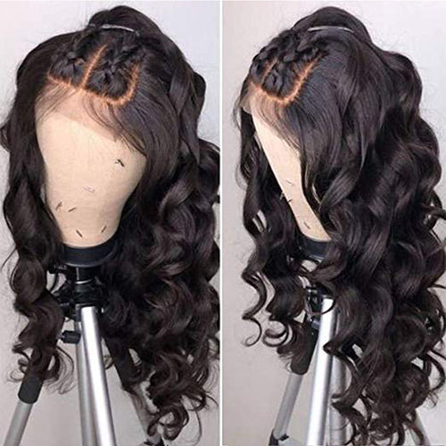2019 Loose Wave Natural Color Wigs