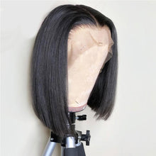 Load image into Gallery viewer, Glueless Short Bob Straight Lace  Wig