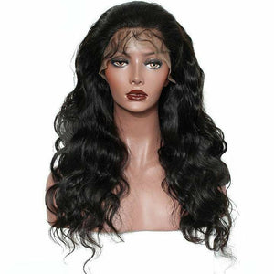 20'' Wave  Human Hair Lace Front Wigs