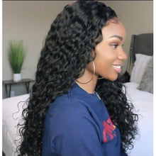 Load image into Gallery viewer, 2019 NEW Super Natural  Long Curly Wig