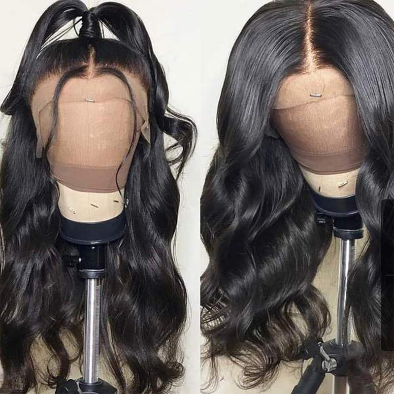 360 PRE PLUCKED LACE WAVE WIG