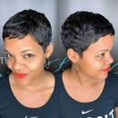 (OVER $55 FREE SHIPPING TODAY)--Super Short Straight Wig for Black Women