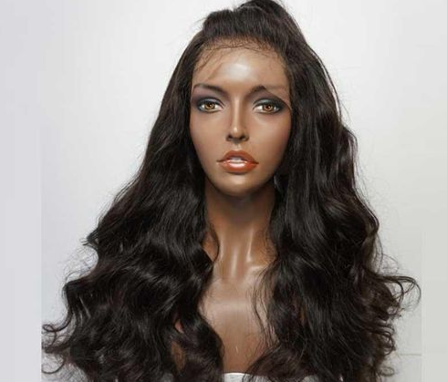 Loose Wave Lace Front Wigs Brazilian Lace Front Virgin Human Hair Wigs