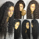 Curly Wigs Lace Human Hair Wigs 150% Density Hair