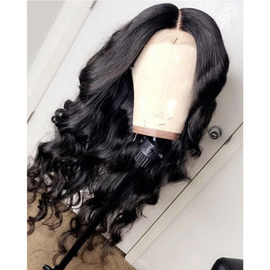 Special offer breathable 360 Lace Wave Wig
