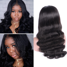 Load image into Gallery viewer, High Quality Lace  Wig Black Wave Wig
