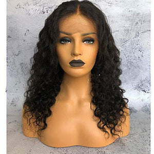Lace Front Wig Curly Black Wig Creative Women Natural Hot Sale Comfortable