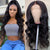360 Frontal Wig 180%/150% Density Body Wave Virgin Human Hair
