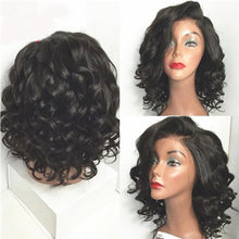 Load image into Gallery viewer, Lace Bob Wig Loose Wave