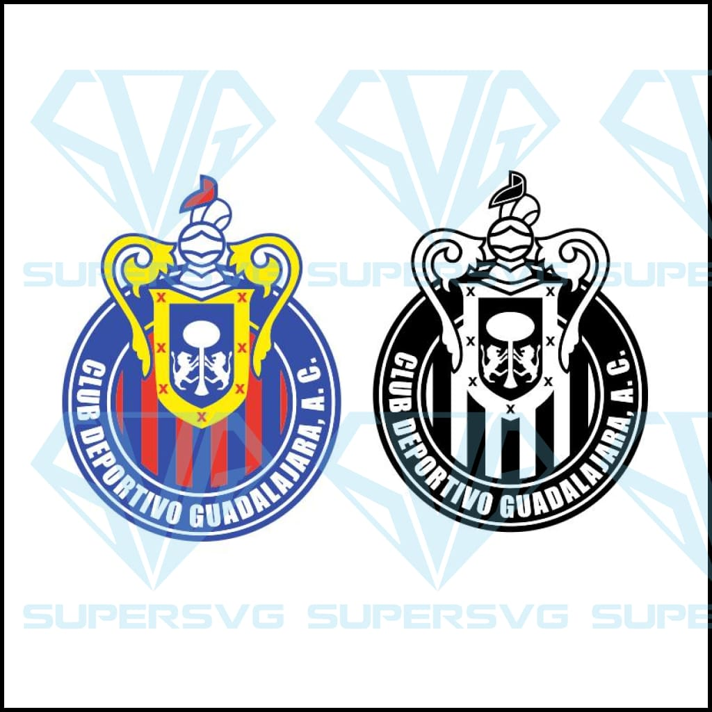 chivas guadalajara svg soccer football ready to cut manchester uni supersvg supersvg