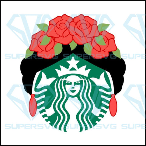 Products Tagged Frida Kahlo Mexican Starbucks Svg Supersvg