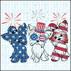 Happy 4Th Of July Svg Files For Silhouette Cricut Dxf Eps Png Instant Download