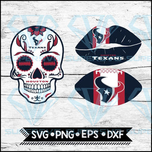 Houston Texans Svg, NFL Svg, Bundle, Svg, Cricut File, Football Svg, Skull Svg