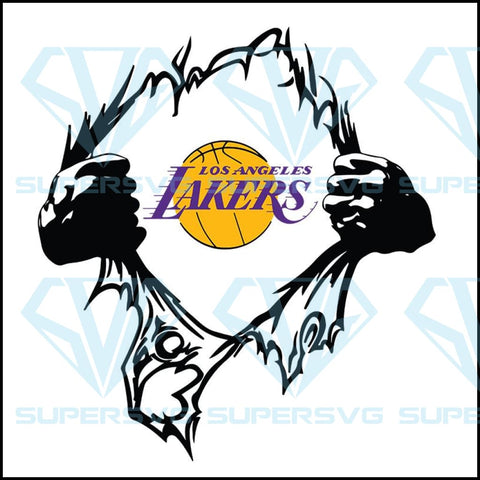 Los Angeles Lakers svg, Lakers svg
