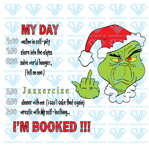 Trending Svg Tagged Grinch Supersvg