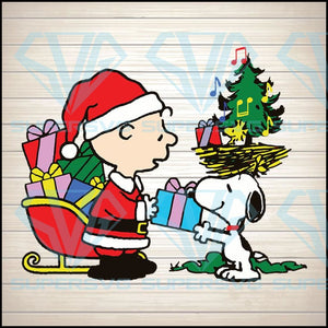 Snoopy Christmas SVG time Snoopy love, Snoopy christmas, Snoopy Digital Download