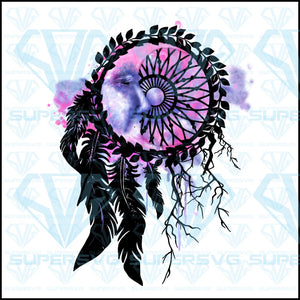 Sun and Moon Dreamcatcher png