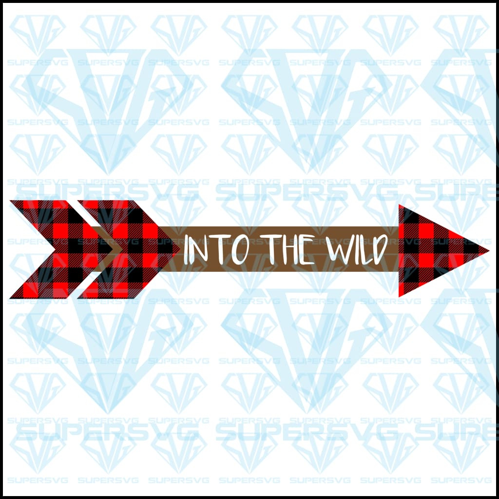 Into The Wild Arrow, svg, png, dxf, eps file