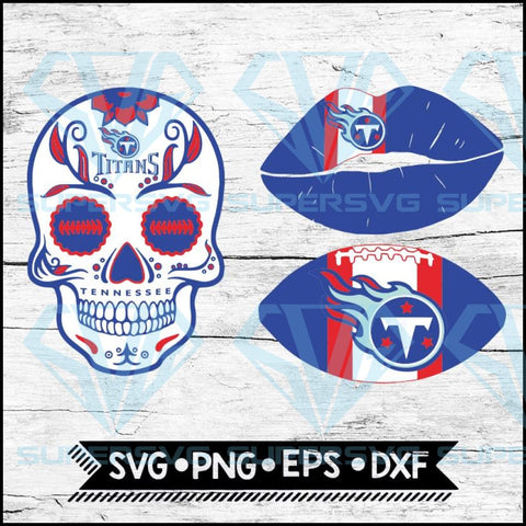 Tennessee Titans Svg, NFL Svg, Bundle, Svg, Cricut File, Football Svg, Skull Svg