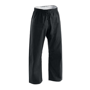 8 OZ. MIDDLEWEIGHT BRUSHED COTTON ELASTIC WAIST PANTS