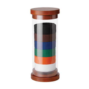 CYLINDER BELT DISPLAYS - 6 LEVEL