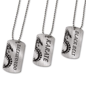 Dog Tags - Dragon