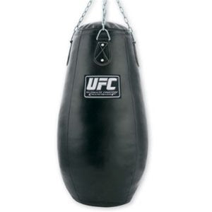 UFC Tear Drop Bag - 60 lbs