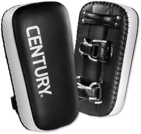 Century Creed Standard Thai Pads Black