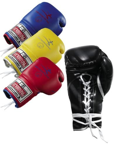 Kickboxing Lace-Up training Glove