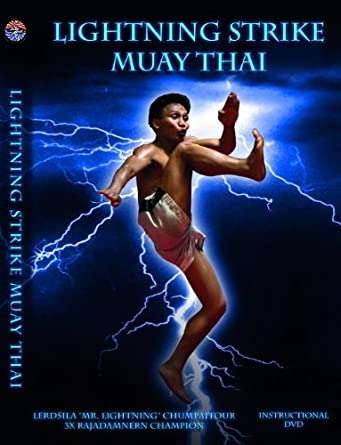 Lightning Strike Muay Thai By Lerdsila Chumpaitour