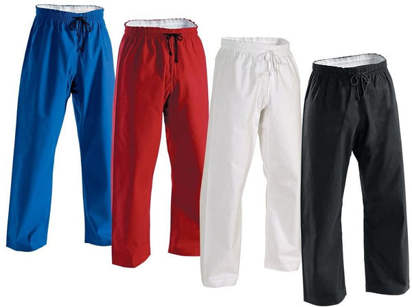 Century 10 oz. Brushed Cotton Elastic-Waist Martial Arts Karate Pant