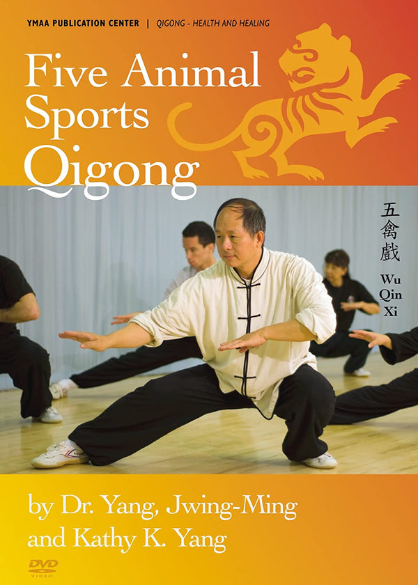 Five Animal Sports Qigong