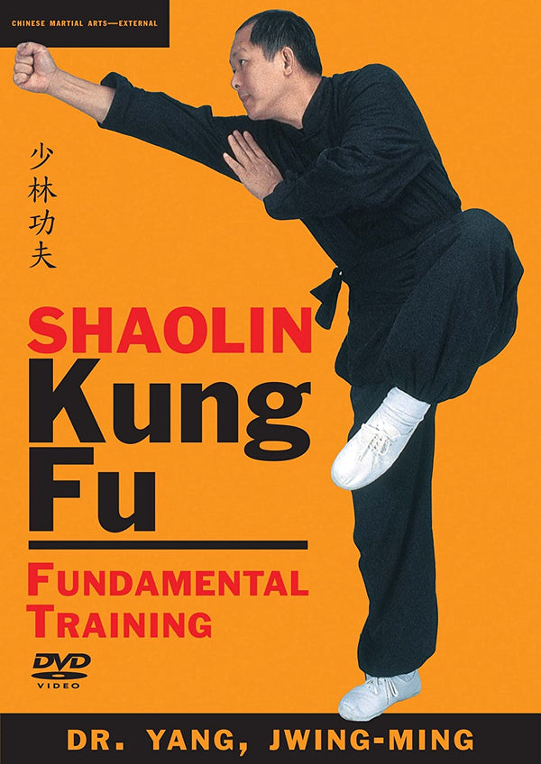Shaolin Kung Fu—Fundamental Training
