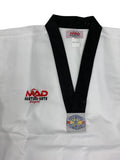 TKD BLACK-V NECK UNIFORM