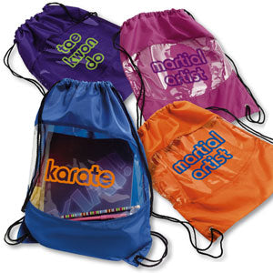 Karate backpack