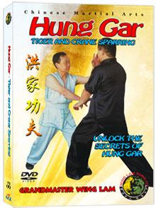 (HUNG GAR DVD #06) TIGER AND CRANE SPARRING