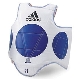 Adidas Reversible Chest Protector SIZE 6 - XXL