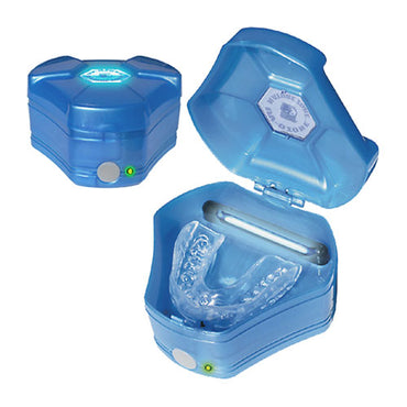 Brain-Pad NatureZone Oral Appliance Sanitizer & Deodorizer