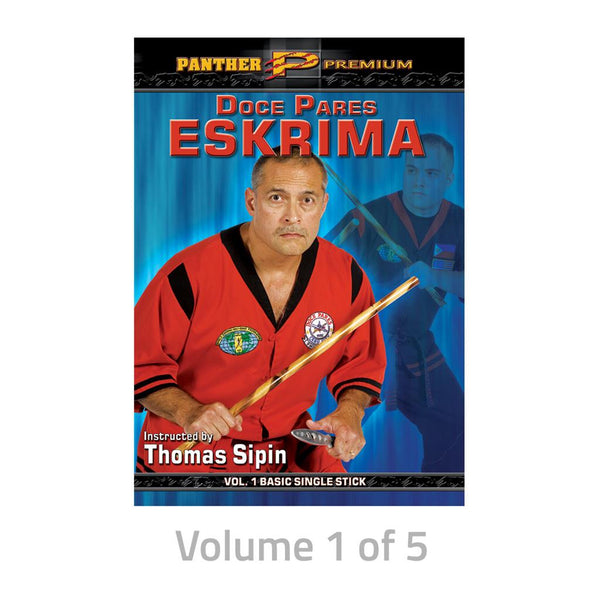 BASIC SINGLE STICK ESKRIMA VOLUME 1