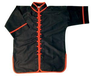 Kung Fu Jacket - Interloop Button