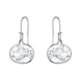 Georg Jensen Savannah Rock Crystal Earhooks