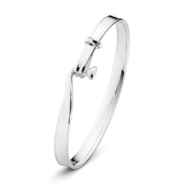 Georg Jensen Torun Silver Bangle