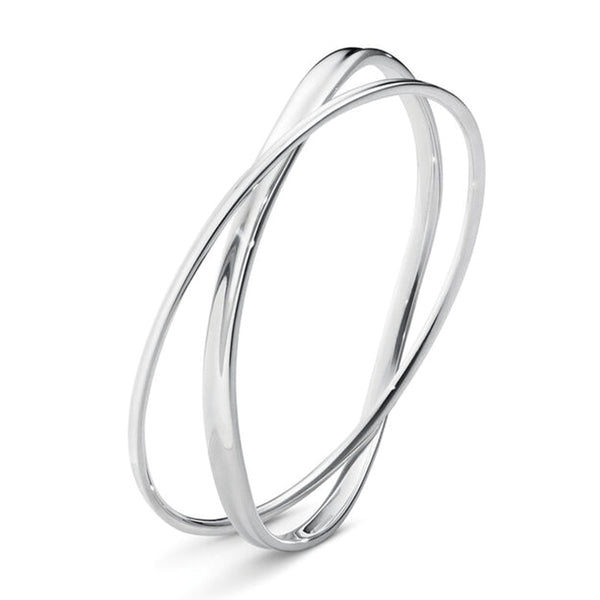 Georg Jensen Marcia Silver Bangle