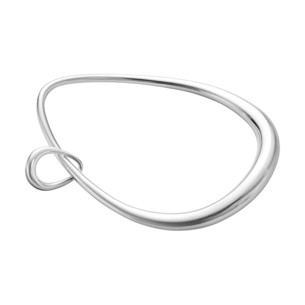 Georg Jensen Offspring Silver Bangle