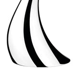Georg Jensen Stainless Steel Cobra Floor Candle Holder