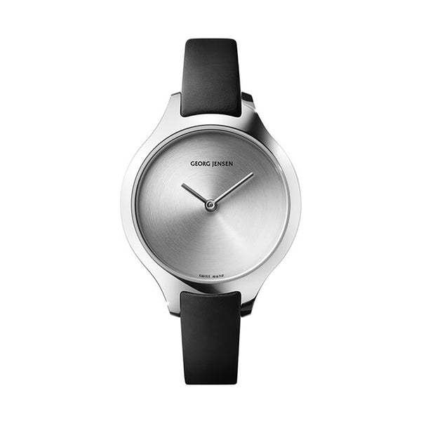 Georg Jensen Concave Silver Ladies Watch