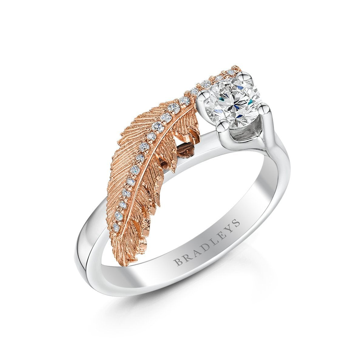 Angelic Engagement Ring