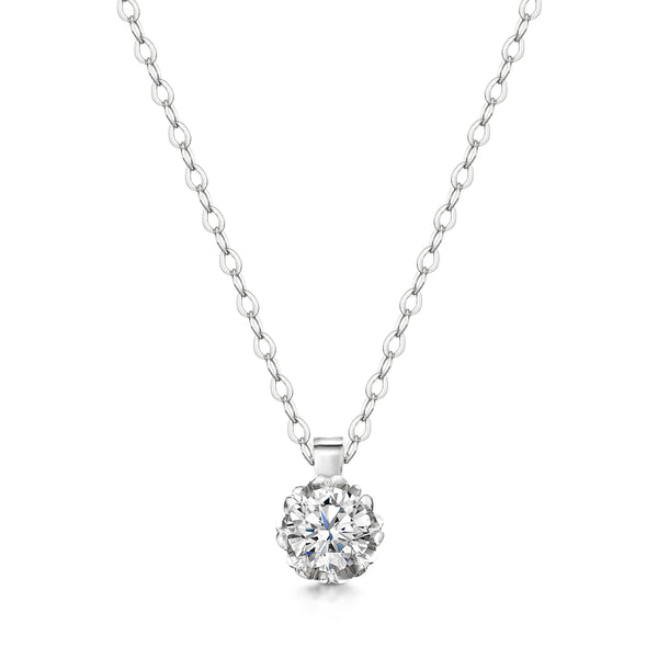 Bluebell Diamond Necklace