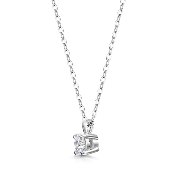 Classic No.1 Diamond Necklace